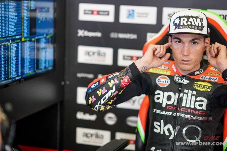 "MotoGP: Aleix Espargarò: ""Pol? Refusing Honda is like saying no to Ferrari """