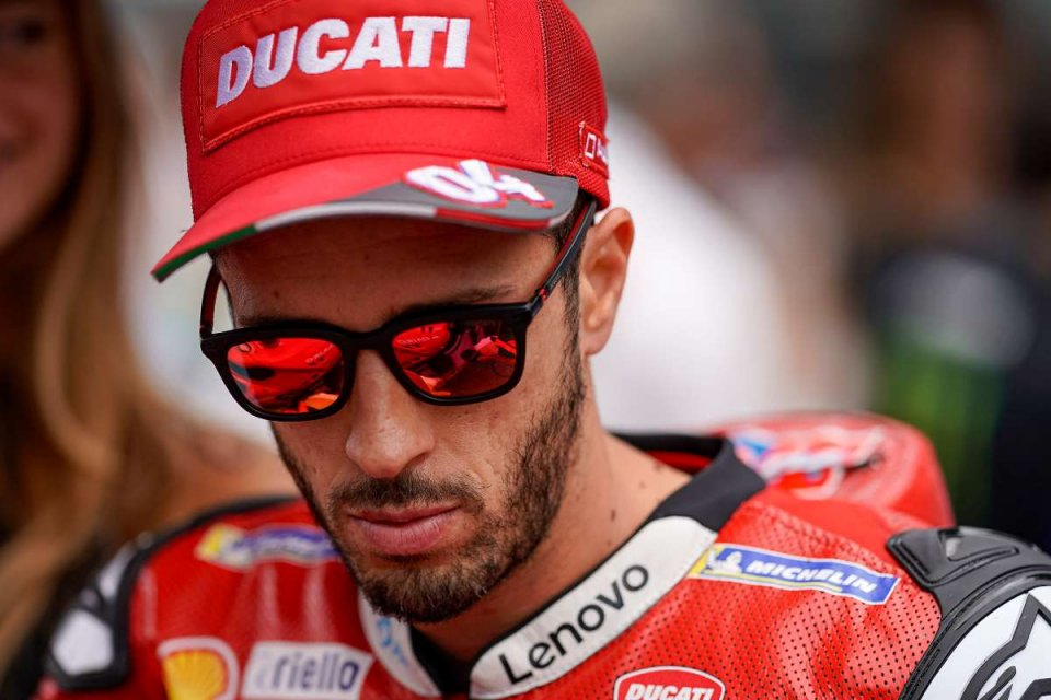 """MotoGP: Dovizioso: """"2017 changed me and I never looked back"""""""