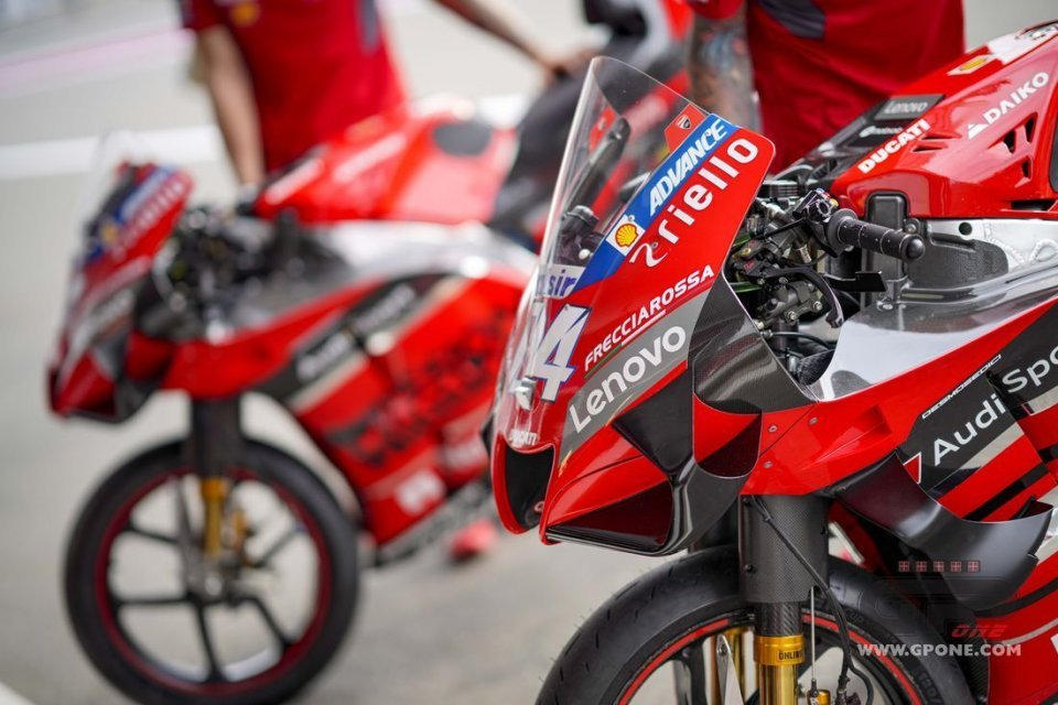 """MotoGP: Ducati: """"We've been the most affected by the stop in development"""""""