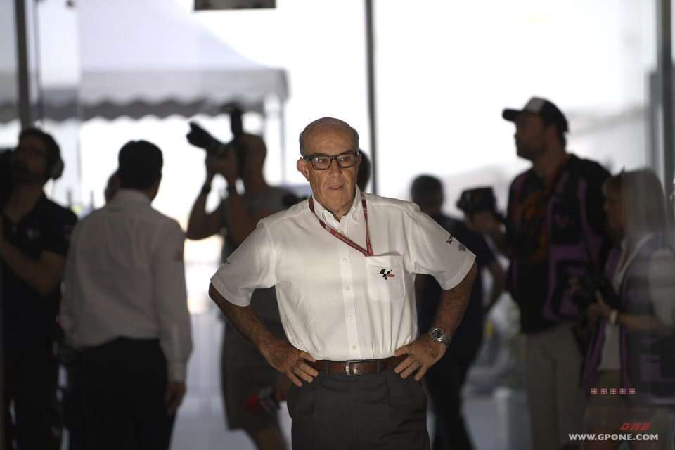 "MotoGP: Ezpeleta: ""Calendar in a few days, all GPs behind closed doors"""