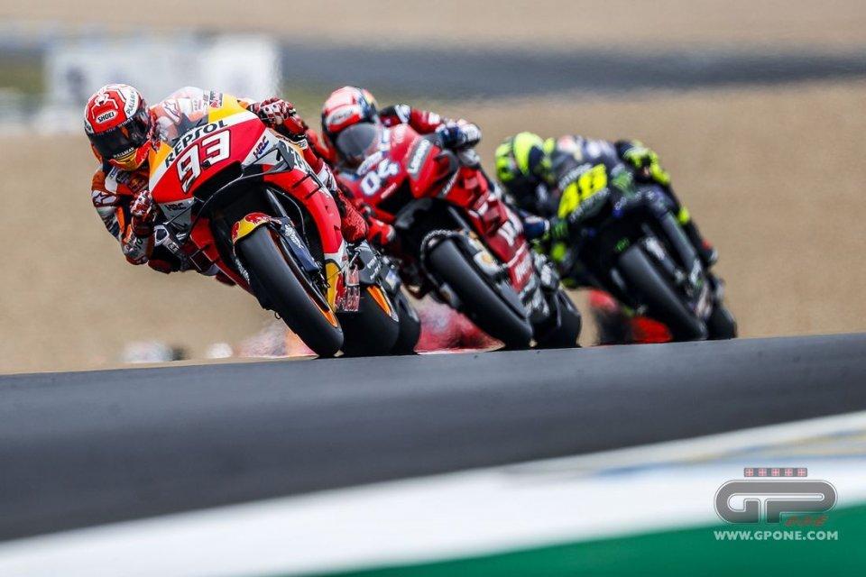MotoGP: Calendario ai raggi X: Marquez il favorito ma Ducati e Yamaha incombono