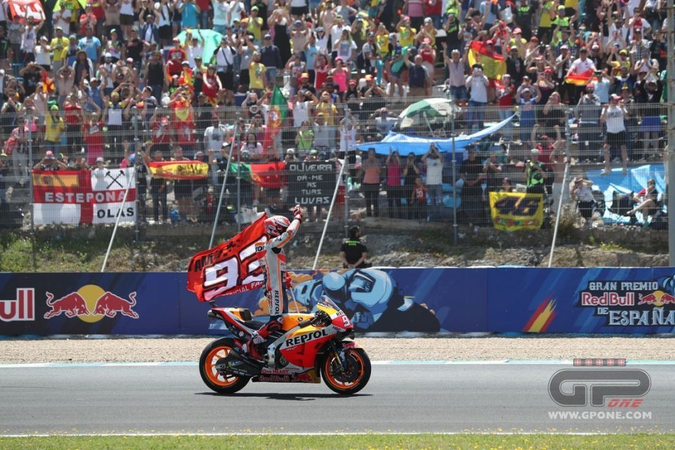 MotoGP: Jerez wants to open up the MotoGP and SBK races to the general public