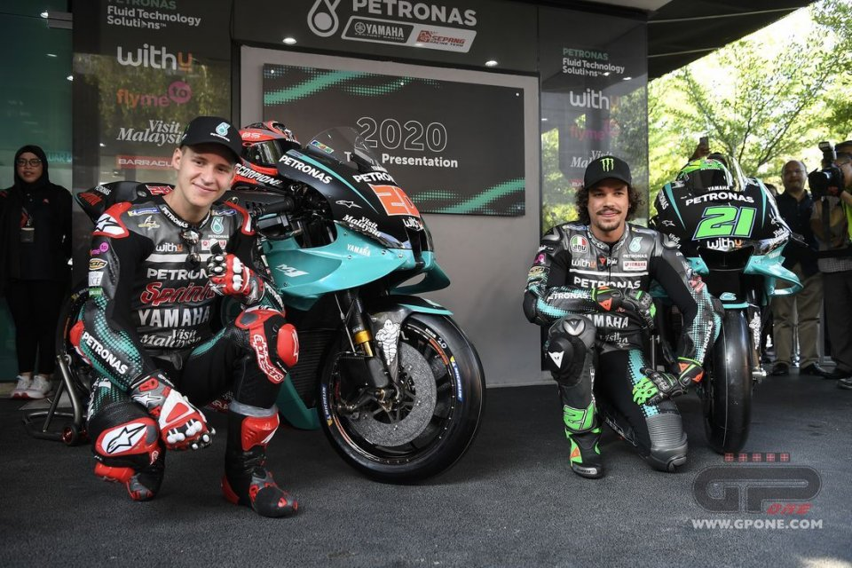 """MotoGP: Morbidelli and Quartararo: """"This year no mistakes can be made """""""