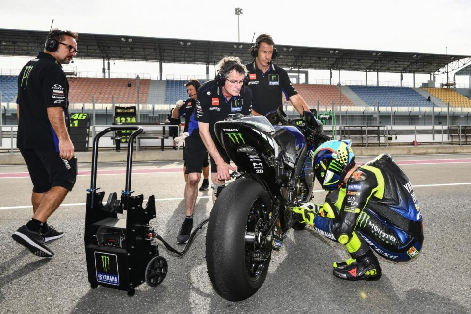 MotoGP: Jarvis, Yamaha: Rossi and Vinales risk losing their technicians