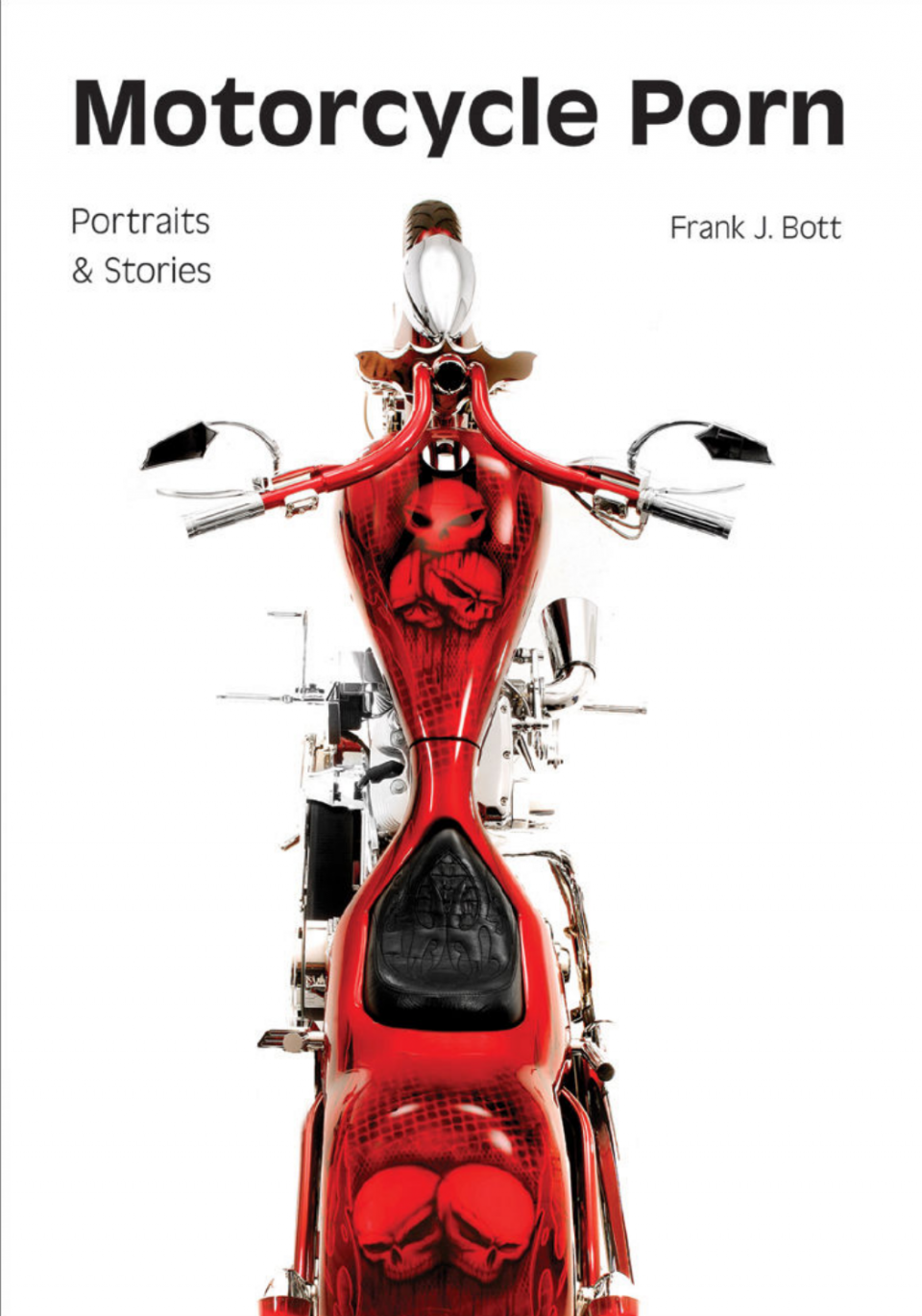 News: Motorcycle Porn: Portraits and Stories on Amazon