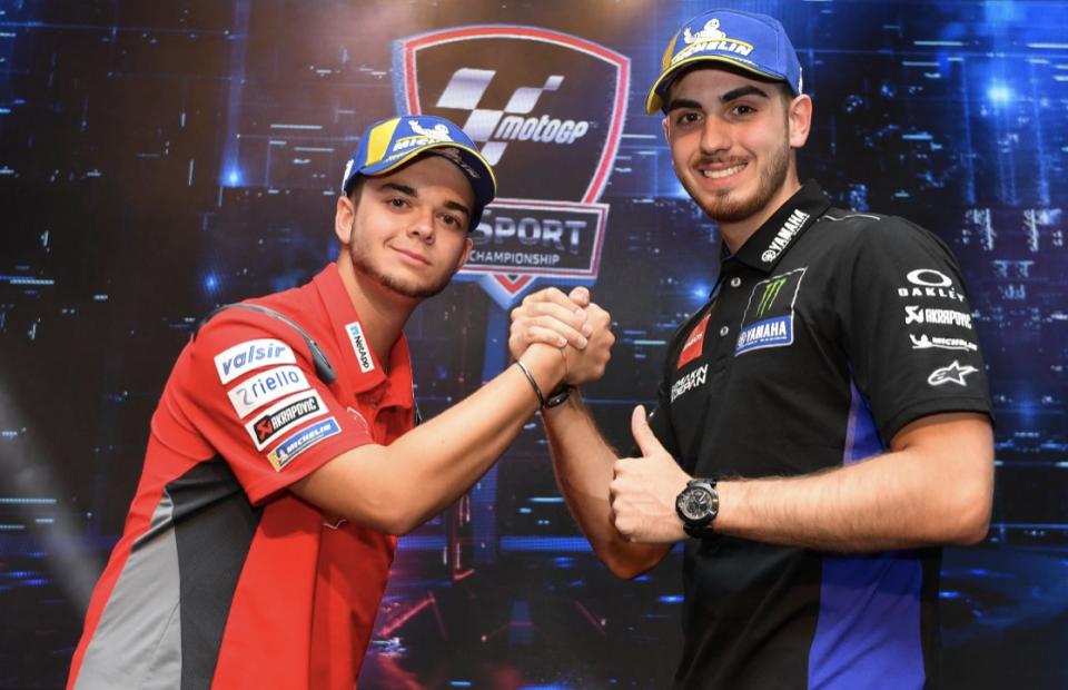 Playtime - Games: 2020 MotoGP eSport Championship Global Series contestants revealed