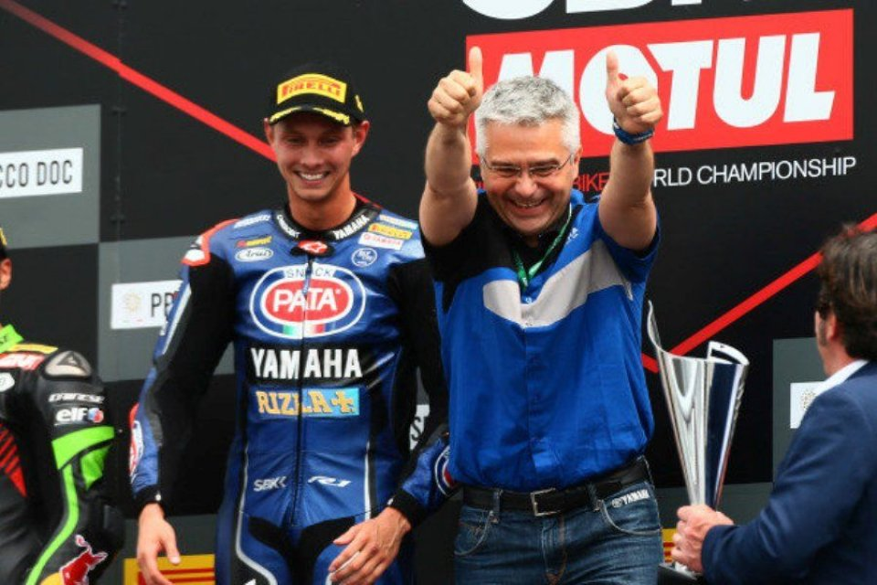 """SBK: Dosoli: """"La Yamaha non si aspettava l'addio di van der Mark"""""""