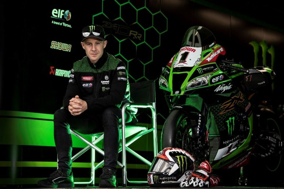 SBK: OFFICIAL - Rea and Kawasaki together for life, renewal is real