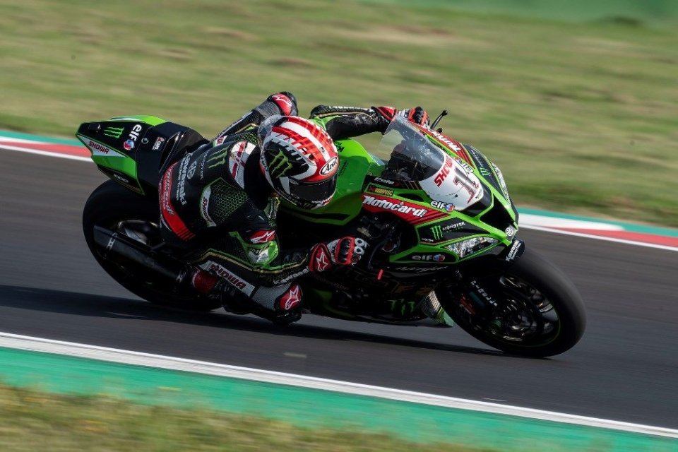 """SBK: Rea: """"For my renewal, Kawasaki promised me the keys to the factory"""""""
