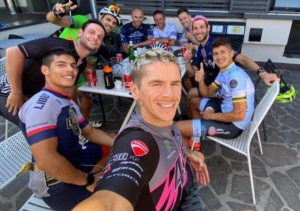 SBK: Scott Redding no stop: Superbike, bici e pure cross