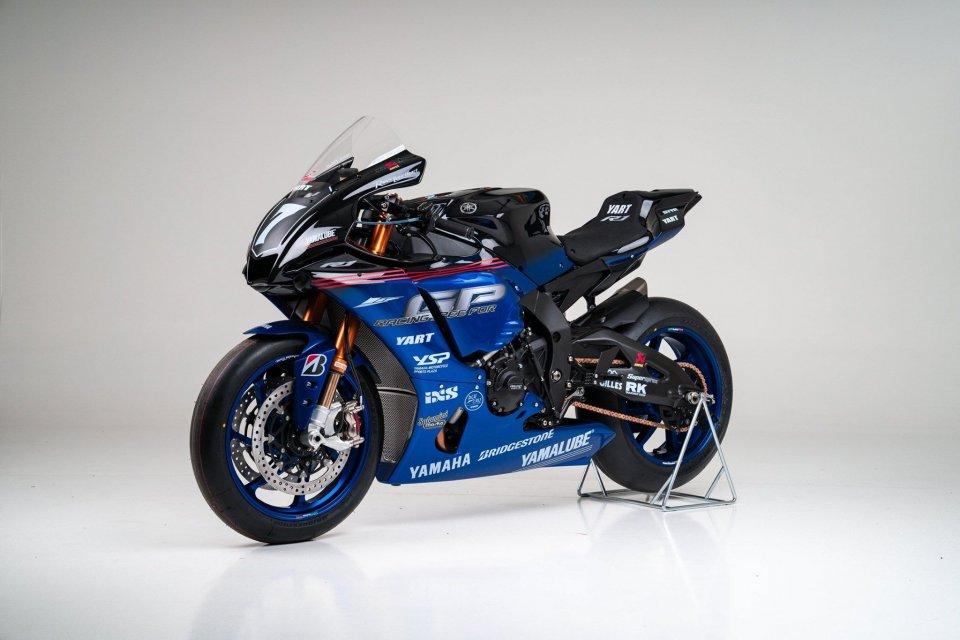 SBK: Yamaha gioca d'anticipo: in vendita la R1 della 8 Ore di Suzuka 2020