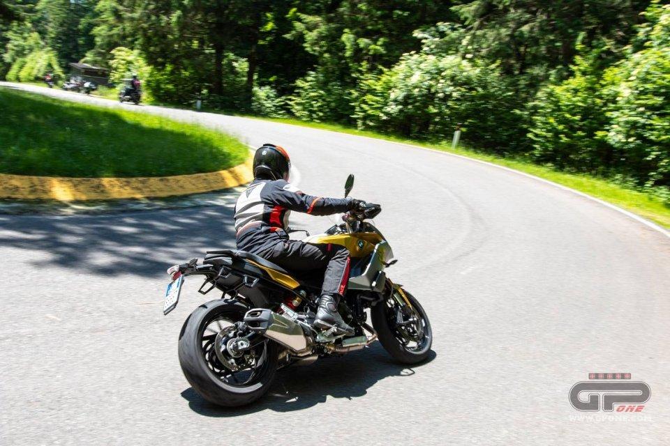Moto - News: Passi Dolomitici a 60 km/h, da sabato scorso ecco dove