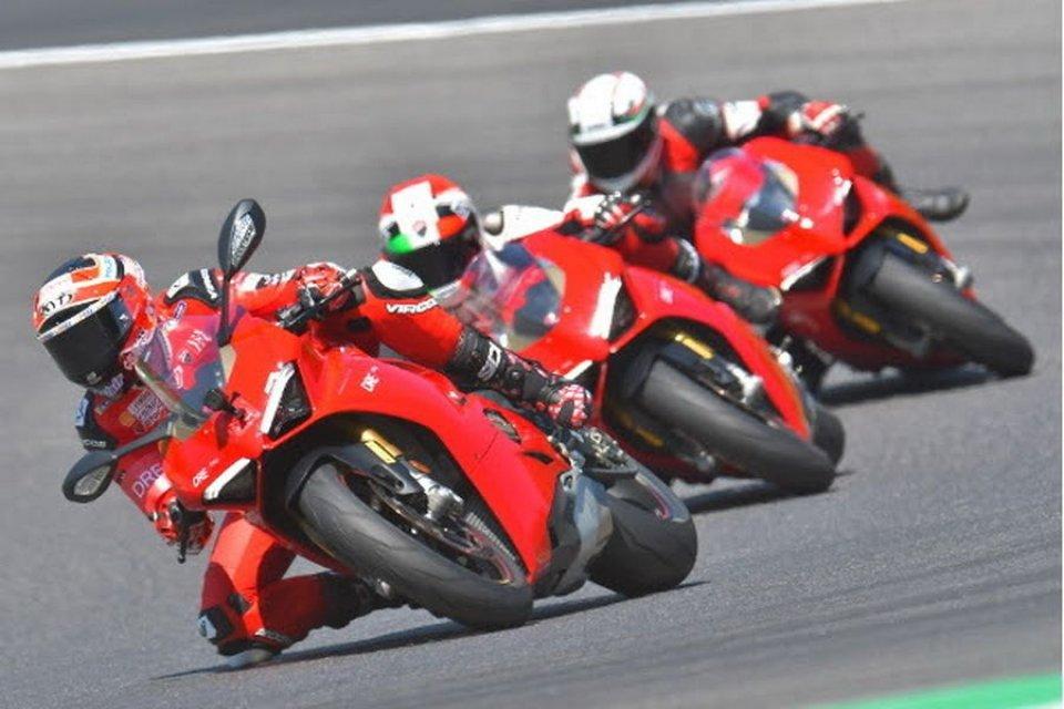 Moto - News: Ducati DRE Racetrack Champs: Michele Pirro istruttore il 28 e 29 luglio