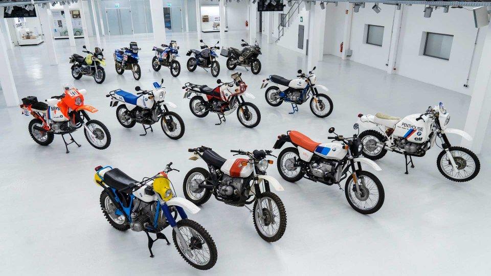 Moto - News: BMW Motorrad, tanti auguri GS! I 40 anni del mito