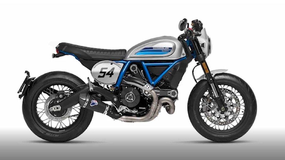Moto - News: Ducati Scrambler, arriva la linea di accessori 2020