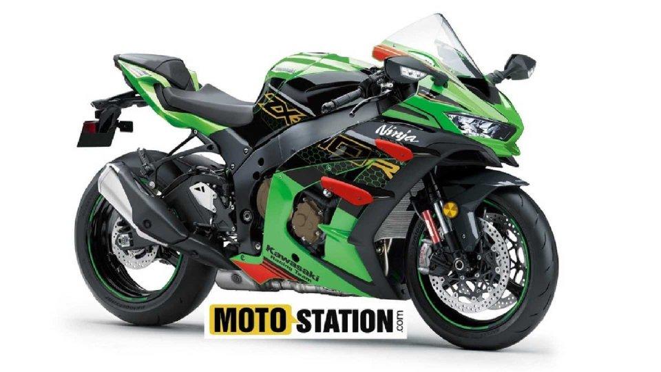 Moto - News: Kawasaki Ninja ZX-10R, nel 2021 mette le ali?