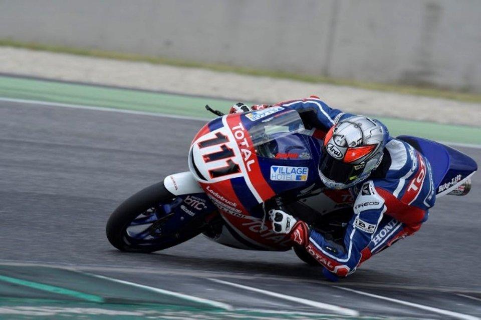 Moto3: CIV: Zannoni si conferma e centra la doppietta al Mugello