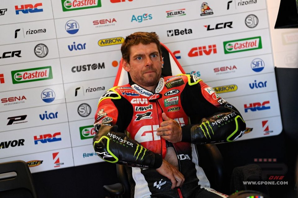 MotoGP: Crutchlow passed his check-up: allowed to race in Jerez