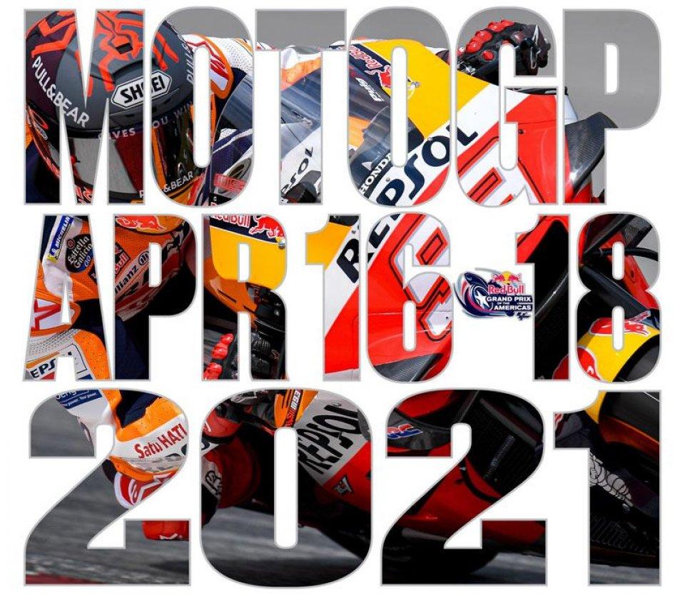 MotoGP: Cancellato il Gran Premio di Austin, arrivederci al 2021