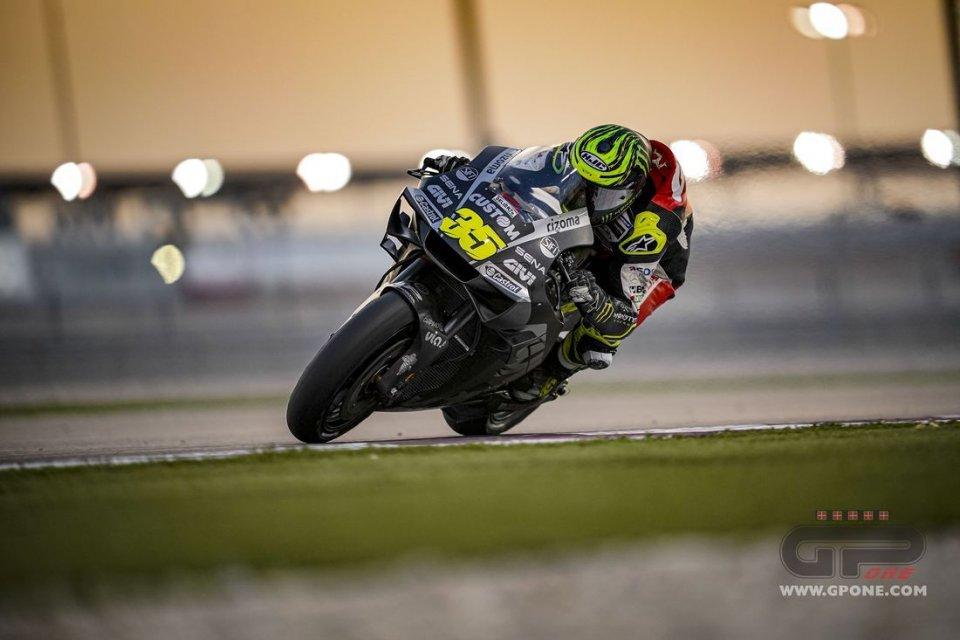 "MotoGP: Crutchlow: ""Marquez vince con la Honda, non serve cambiare la moto"""