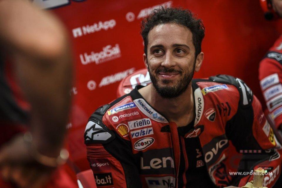 """MotoGP: Dovizioso: """"Dopo la MotoGP il mio futuro sarà da pilota di cross"""""""