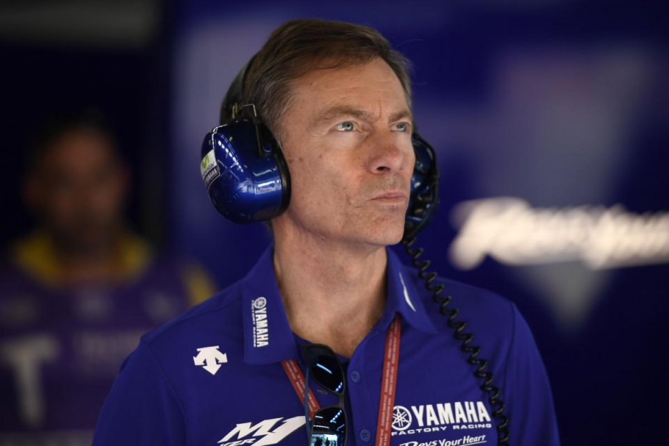 """MotoGP: Jarvis: """"Still need to understand Rossi's problem, the M1 is a title bike"""""""