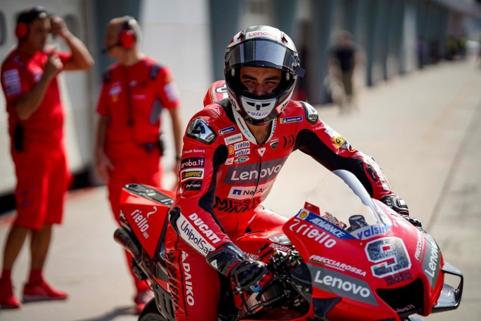 """MotoGP: Petrucci: """"Ducati is not the fastest like in 2019."""""""