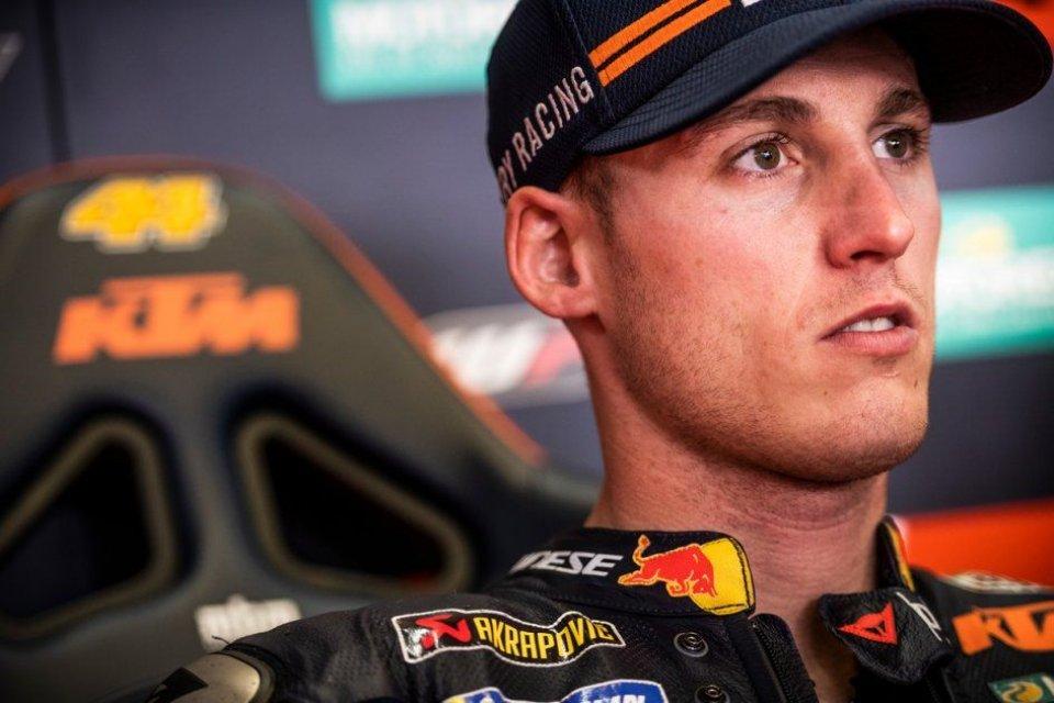 "MotoGP: Pol Espargarò: ""Honda wanted me to beat Marquez"""