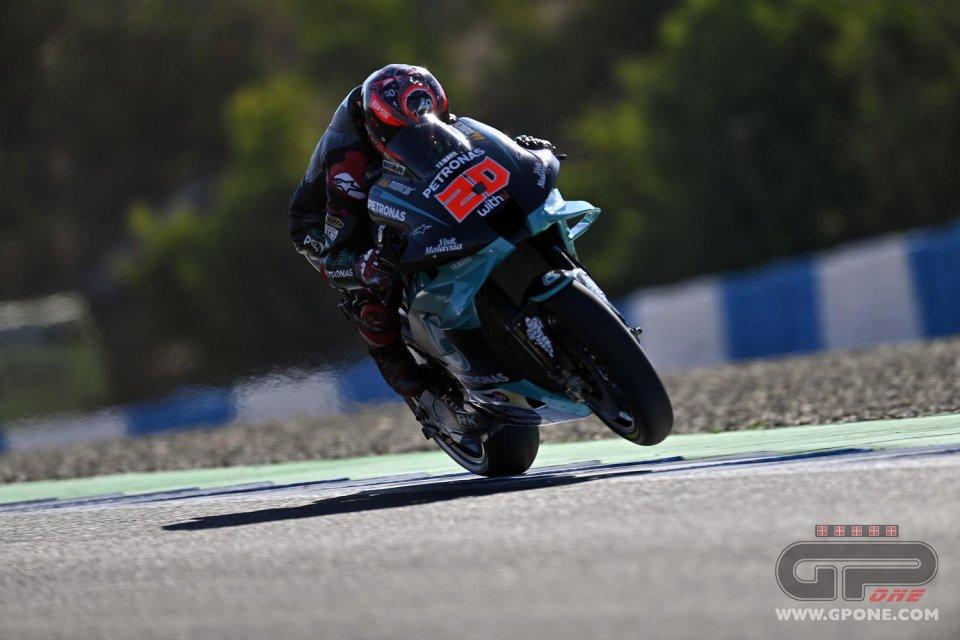 MotoGP: Warm Up MotoGP Jerez: Quartararo vuole la doppietta, Dovizioso 2°