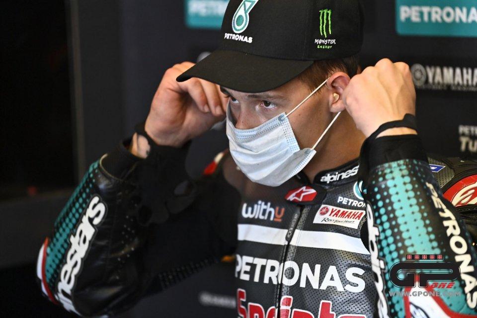 MotoGP: FIM rigetta l'appello di Quartararo: confermata la penalità nelle FP1