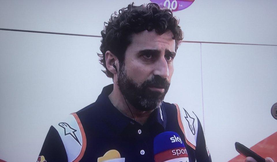 """MotoGP: Hernandez: """"Marquez? se vede un minimo spiraglio non si tira indietro"""""""