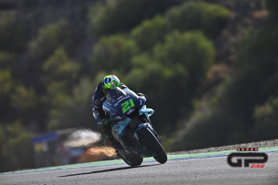 MotoGP: FP2 Jerez: Morbidelli e Quartararo volano, ma nessuno batte Marquez