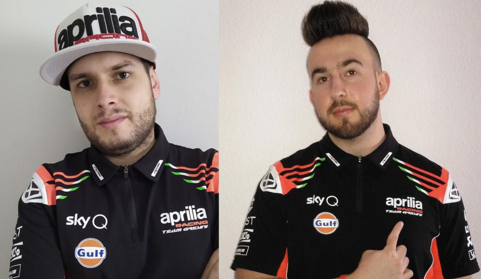 Playtime - Games: E' nato il Team Aprilia Racing eSports