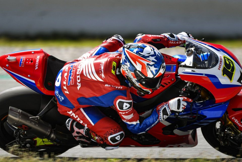 "SBK: Bautista: ""There aren't any secrets, it's all about working hard"""