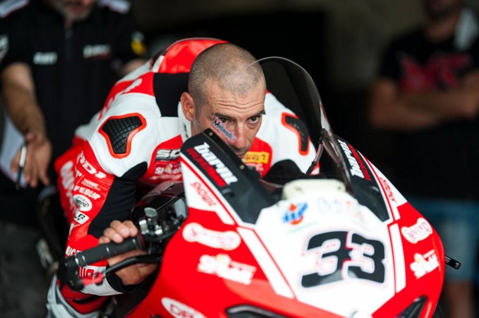 """SBK: Melandri: """"2019 was a bad year, I didn't deserve to end my career like that"""""""