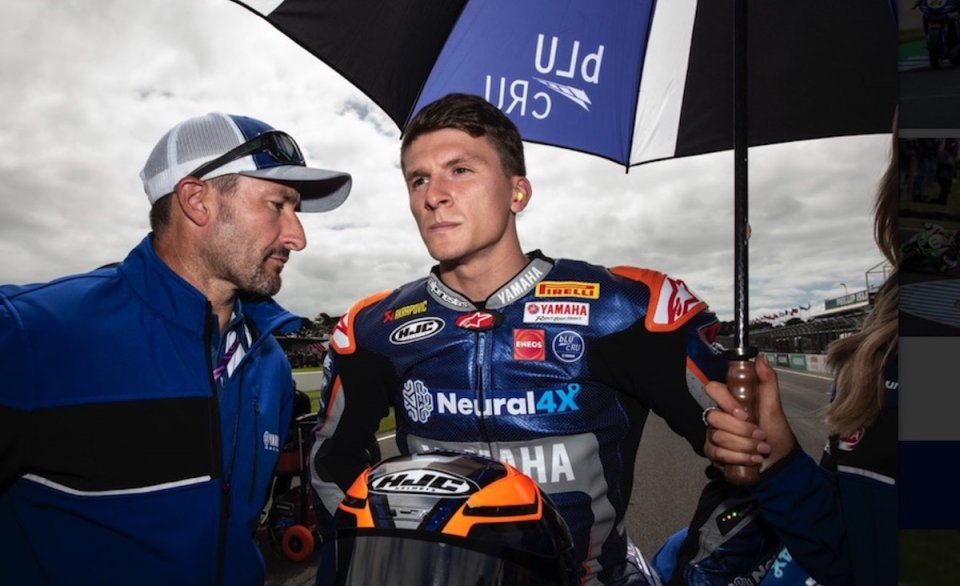 """SBK: Garrett Gerloff: """"Without the US champions of the past, I wouldn't be in Europe"""""""