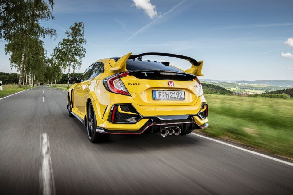 Auto - News: Honda Civic Type R: la nuova ha 320 CV per 5.7 secondi nello 0-100