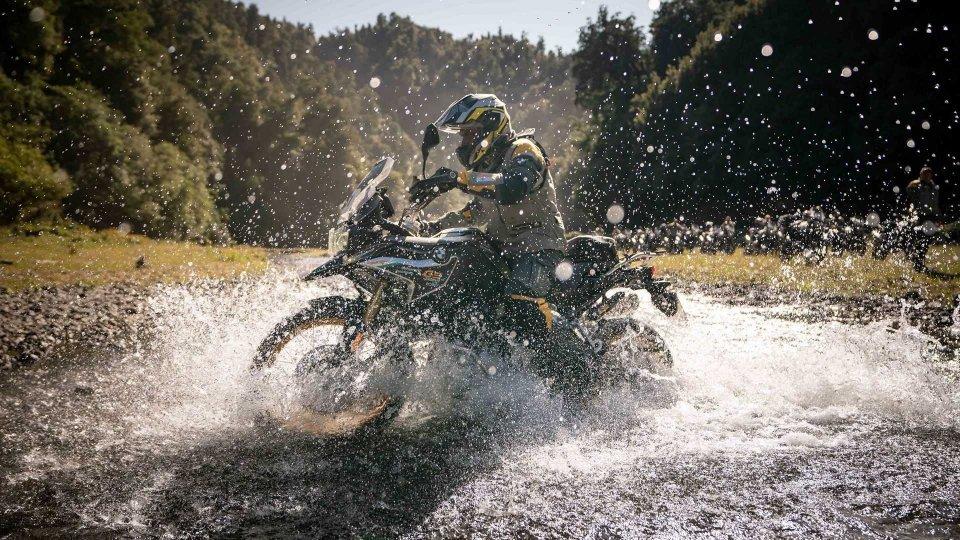 Moto - News: BMW Motorrad GS Experience, la scuola di fuoristrada dell'Elica