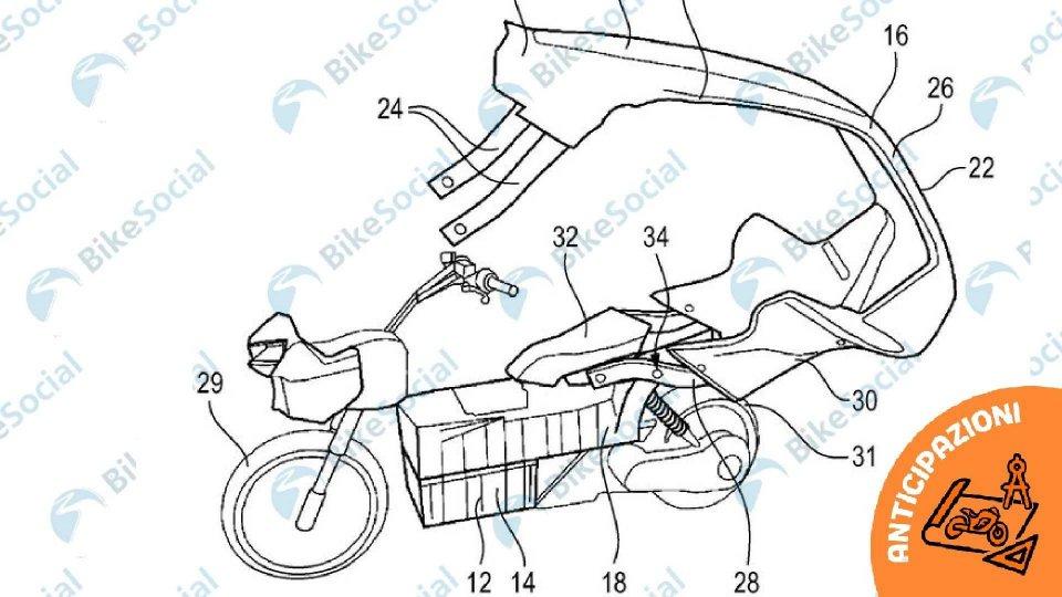 Moto - News: BMW C1, potrebbe tornare elettrico e hi-tech