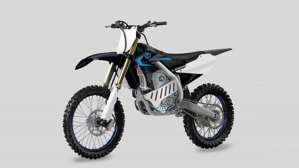 Moto - News: Yamaha punta sul motocross elettrico con EXM Bike