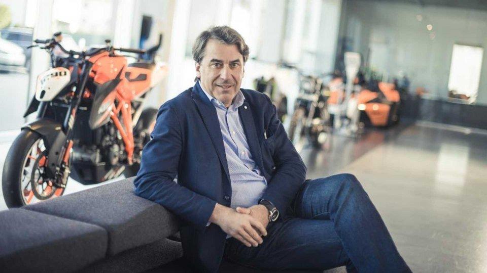Moto - News: KTM in perdita nel primo semestre, l'ottimismo di Pierer non basta
