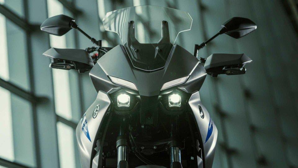 Moto - News: Yamaha prepara una Tracer 700 GT per polizia e pronto soccorso