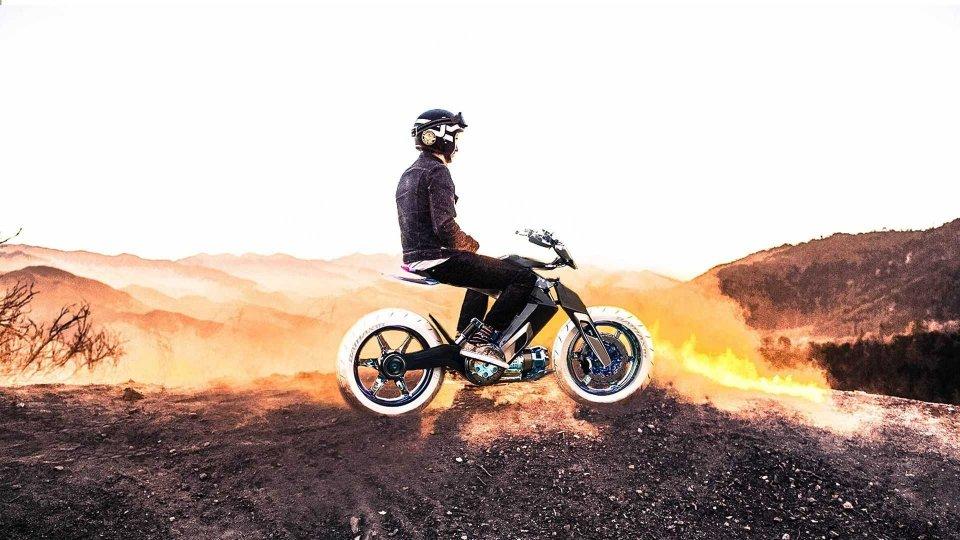 Moto - News: Yamaha lavora alla moto che non cade