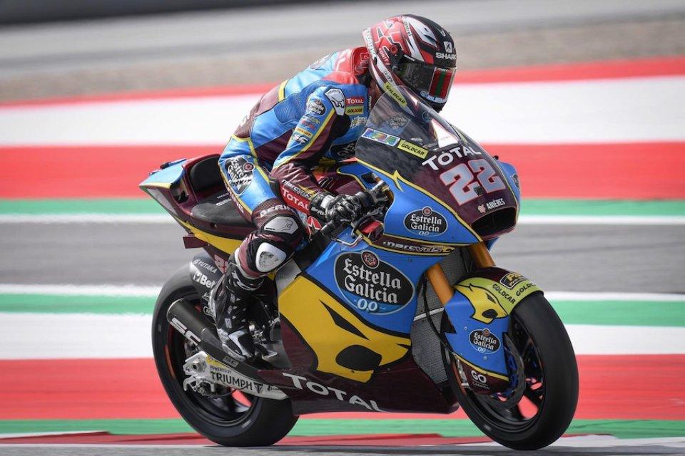 Moto2: GP Austria: Lowes e Martin fanno la differenza nelle FP2