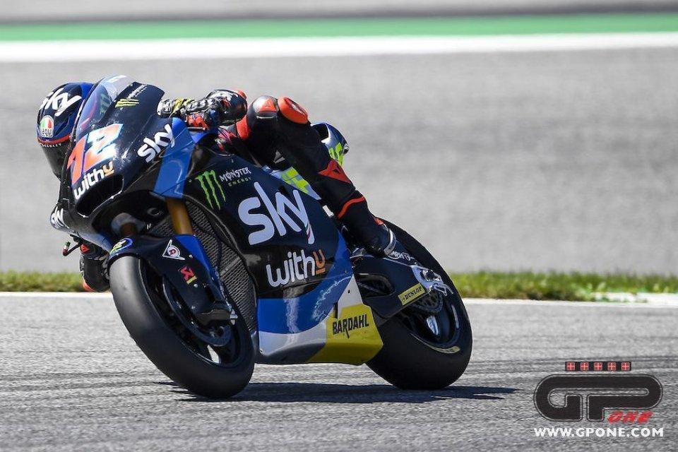 Moto2: GP di Stiria: Martin penalizzato, prima vittoria per Bezzecchi