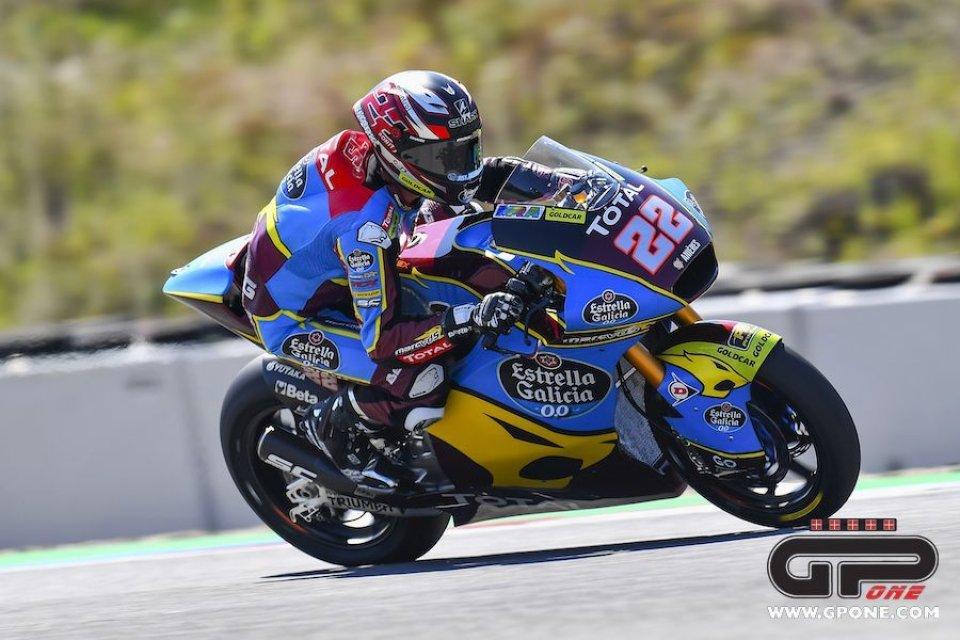 Moto2: Brno, WUP: Prove di fuga per Lowes, 2° Bezzecchi