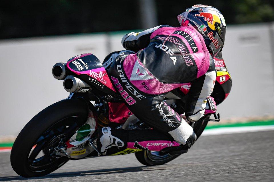 Moto3: FP1: Arbolino già più rapido della pole 2019, 4° Vietti