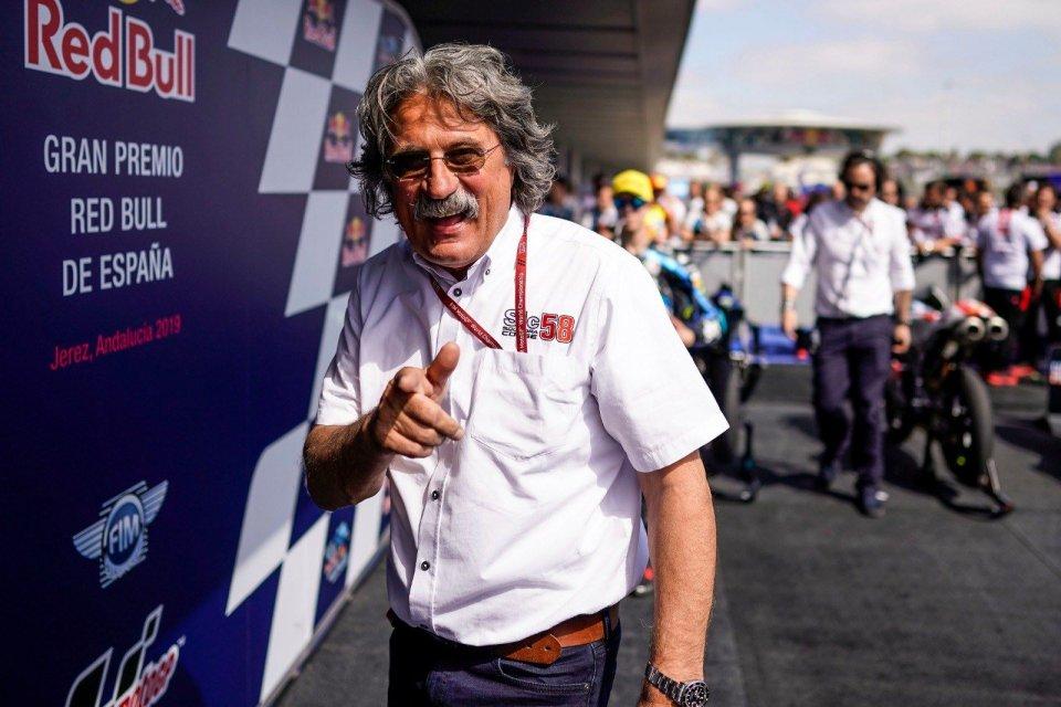 """Moto3: Simoncelli contro gli Steward: """"Untori che hanno contaminato lo sport"""""""