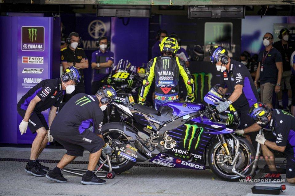 MotoGP: Caso motori Yamaha: nessuna richiesta all'MSMA per modificarli