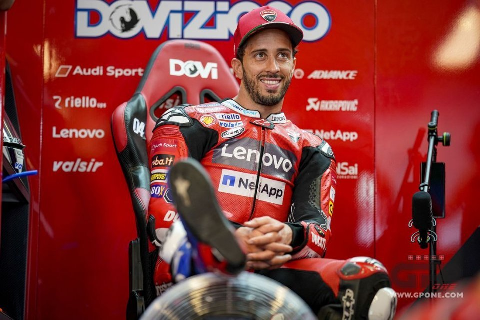 """MotoGP: Dovizioso: """"This is not a retirement but I don't have a plan B for the future"""""""